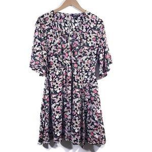 Billabong floral dress size large